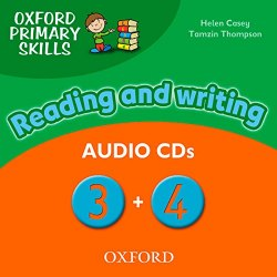 Oxford Primary Skills: Reading and Writing Audio CDs 3+4 Oxford University Press