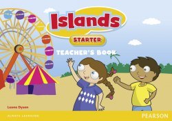 Islands Starter Teacher's Book with pincode / Підручник для вчителя