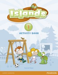 Islands 1 Activity Book with pincode / Робочий зошит