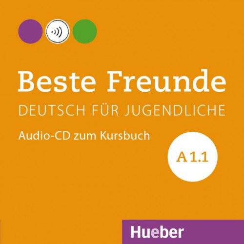 Beste Freunde A1.1 Audio-CD zum Kursbuch / Аудіо диск