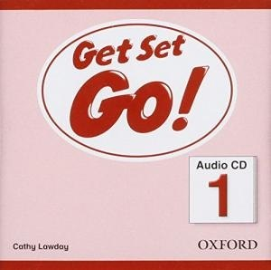 Get Set-Go! 1 Audio CD / Аудіо диск