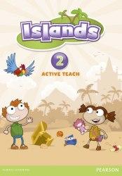 Islands 2 Active Teach / Ресурси для інтерактивної дошки