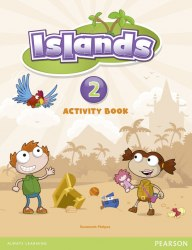 Islands 2 Activity Book with pincode / Робочий зошит