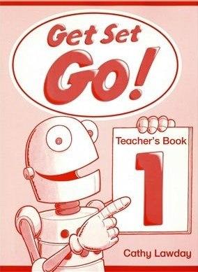 Get Set Go! 1 Teacher's Book / Підручник для вчителя