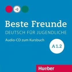 Beste Freunde A1.2 Audio-CD zum Kursbuch / Аудіо диск