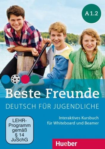 Beste Freunde A1.2 Interaktives Kursbuch für Whiteboard und Beamer DVD-ROM / Ресурси для інтерактивної дошки
