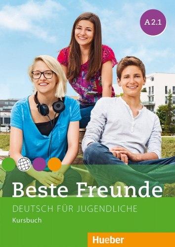 Beste Freunde A2.1 Kursbuch / Підручник для учня