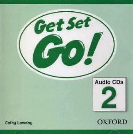 Get Set Go! 2 Audio CDs / Аудіо диск