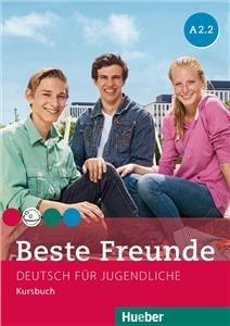 Beste Freunde B1.2 Interaktives Kursbuch für Whiteboard und Beamer DVD-ROM2 / Ресурси для інтерактивної дошки