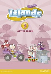 Islands 3 Active Teach / Ресурси для інтерактивної дошки