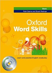 Oxford Word Skills Basic with answer key and CD-ROM
