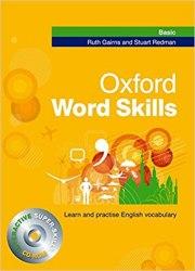 Oxford Word Skills Basic with answer key and CD-ROM / Підручник для учня