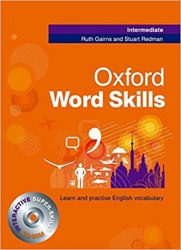 Oxford Word Skills Intermediate with answer key and CD-ROM