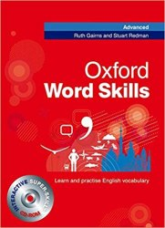 Oxford Word Skills Advanced with answer key and CD-ROM