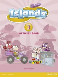 Islands 3 Activity Book with pincode / Робочий зошит