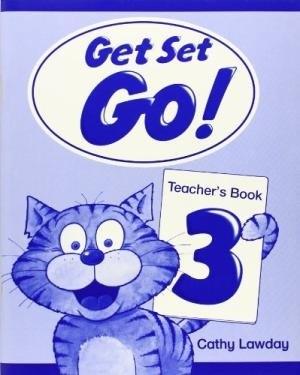 Get Set Go! 3 Teacher's Book / Підручник для вчителя
