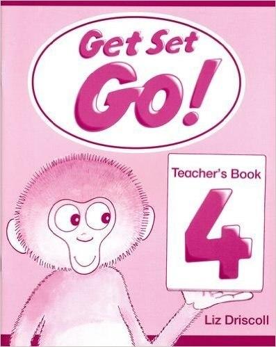 Get Set Go! 4 Teacher's Book / Підручник для вчителя