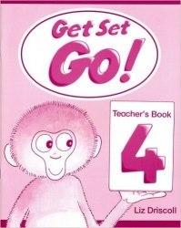 Get Set Go! 4 Teacher's Book Oxford University Press
