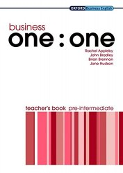 Business one:one Pre-Intermediate Teacher's Book / Підручник для вчителя