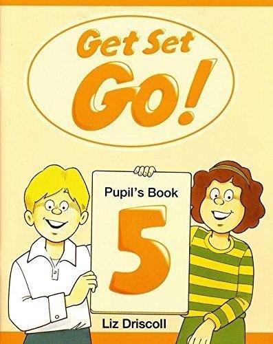 Get Set Go! 5 Pupil's Book / Підручник для учня