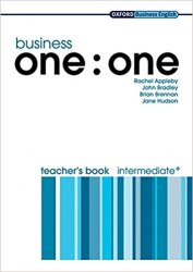 Business one:one Intermediate+ Teacher's Book / Підручник для вчителя