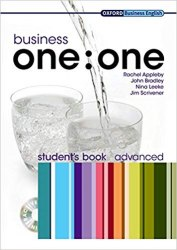 Business one:one Advanced Student's Book with MultiROM / Підручник для учня