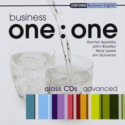 Business one:one Advanced Class CDs / Аудіо диск