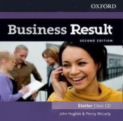 Business Result (2nd Edition) Starter Class Audio CD / Аудіо диск