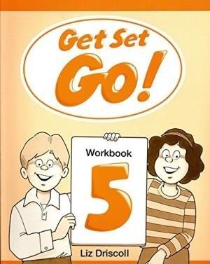 Get Set Go! 5 Workbook / Робочий зошит
