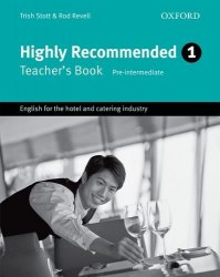 Highly Recommended 1 Teacher's Book Oxford University Press