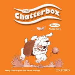 New Chatterbox Starter Audio CD / Аудіо диск