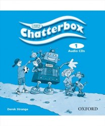 New Chatterbox 1 Audio CDs / Аудіо диск