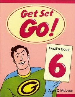 Get Set Go! 6 Pupil's Book / Підручник для учня