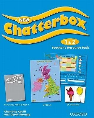 New Chatterbox 1 and 2 Teacher's Resource Pack / Ресурси для вчителя