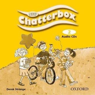 New Chatterbox 2 Audio CDs / Аудіо диск