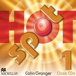 Hot Spot 1 Class CDs / Аудіо диск