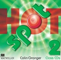 Hot Spot 2 Class CDs / Аудіо диск