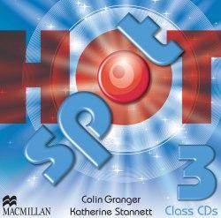 Hot Spot 3 Class CDs / Аудіо диск