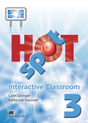 Hot Spot 3 Interactive Classroom DVD-ROM / Ресурси для інтерактивної дошки