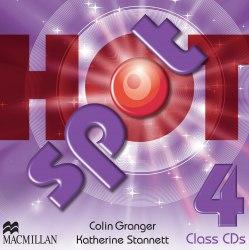 Hot Spot 4 Class CDs / Аудіо диск