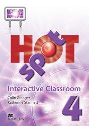 Hot Spot 4 Interactive Classroom DVD-ROM / Ресурси для інтерактивної дошки