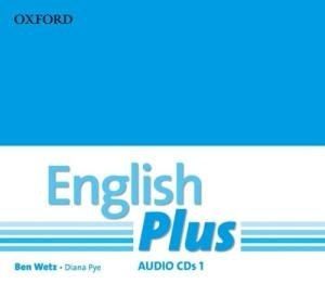 English Plus 1 Class CDs / Аудіо диск