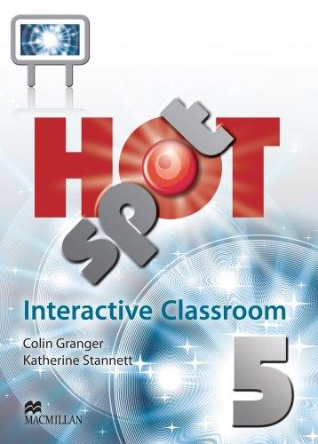 Hot Spot 5 Interactive Classroom DVD-ROM / Ресурси для інтерактивної дошки