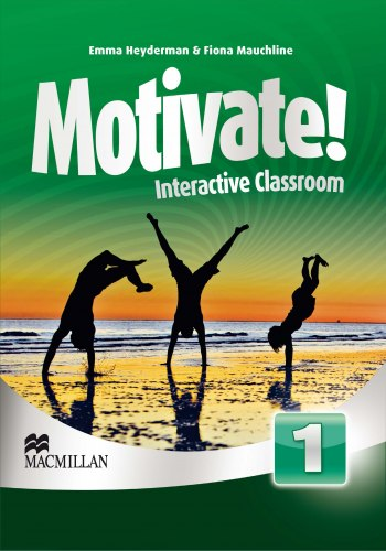 Motivate! 1 Interactive Classroom / Ресурси для інтерактивної дошки