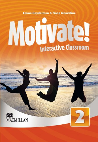 Motivate! 2 Interactive Classroom / Ресурси для інтерактивної дошки