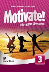Motivate! 3 Interactive Classroom / Ресурси для інтерактивної дошки
