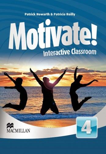 Motivate! 4 Interactive Classroom / Ресурси для інтерактивної дошки