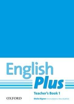 English Plus 1 Teacher's Book / Підручник для вчителя