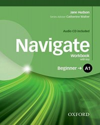Navigate A1 Beginner Workbook with CD (with key) / Робочий зошит