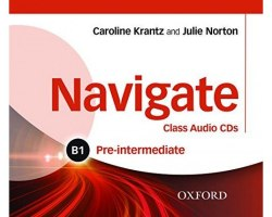 Navigate B1 Pre-Intermediate Class Audio CDs / Аудіо диск